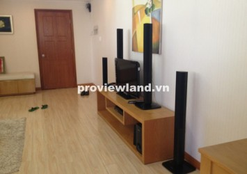 Serviced apartment for rent in District 1 Pham Ngu Lao Street