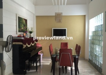 House for rent on Nguyen Binh Khiem Street area 4x20m