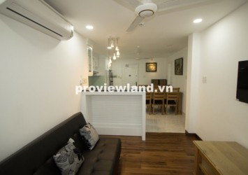 Serviced Apartments for rent in District 1 on Nguyen Trai Street with 65 sqm area