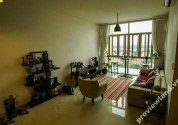 Apartment for sale The Vista with 104m2 and 2 bedrooms