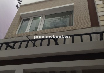 House for rent in Phu Nhuan of new construct
