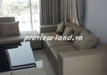 Hoang Anh Riverview Penthouse apartment for rent with an area of 240m2