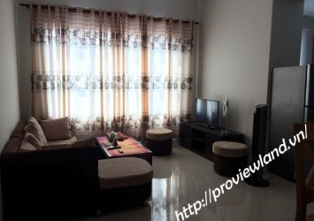 For rent apartments in Central-Sunrise City with an area 76 m2