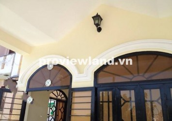House for sale frontage Nguyen Thi Dinh Street with 124 sqm