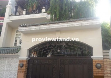 Houses for sale in Hoang Hoa Tham street 221m2