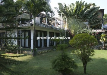 Villa for rent in District 9 2000sqm on Phuoc Long Street very spacious