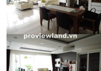 Estella apartment for rent 148m2 floor pool view