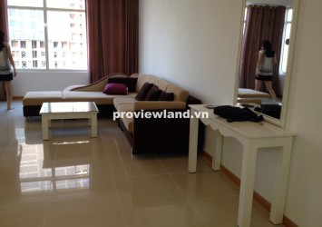 Saigon Pearl apartment for rent with 3 bedrooms