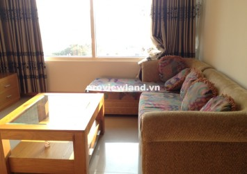 Apartment for rent in Saigon Pearl, Binh Thanh with 3 bedrooms
