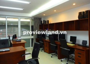 Office building for rent at Phan Chu Trinh with 400m2