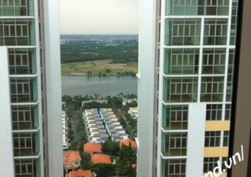Penthouse apartment for sale at The Vista beautiful view