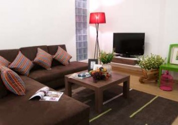 Serviced apartment for rent in Phu Nhuan District 70sqm 1 bedroom