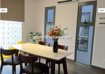 Serviced apartment for rent on No 43 Street Thao Dien Ward District 2