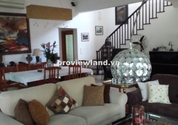 Villa for rent at Riviera Villa compound 400sqm 4 bedrooms full furnished