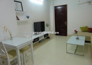Serviced apartment for rent in Binh Thanh District area of 38-50sqm