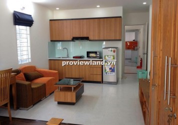 Serviced apartment for lease on Phan Ngu Street District 1 50sqm 1 bed full services