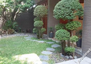 Villa for rent in Fideco Compound 300sqm modern decoration