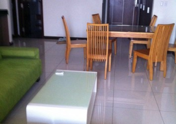 The Everrich apartment for rent in District 11 116sqm high floor with 2 bedrooms