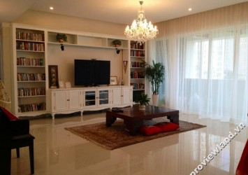 The Estella apartment for rent 171sqm 3 beds luxurious design