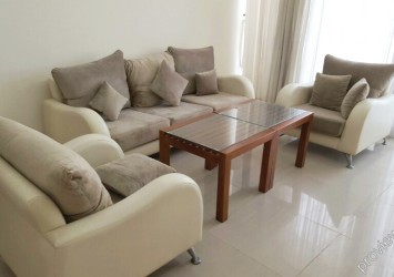 Apartment for rent in Imperia 95sqm 2 bedrooms premium oak furniture
