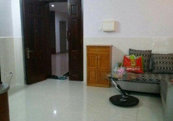 An Cu apartment for rent in District 2 90 sqm full interior has balcony