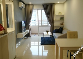 Saigonland apartment for rent in Binh Thanh district 90sqm 3 bedrooms fully furnished