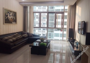 Apartment for rent in The Vista 138sqm 3 beds fully facilities very luxury and convenient
