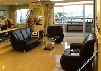 Penthouse apartment for sale in 4S Riverside 244sqm 4 bedrooms nice view