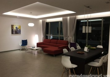 Leasing apartment in Riviera Point District 7 189sqm 4 bedrooms river view