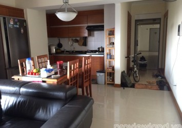 Apartment for lease in Cantavil An Phu 2 bedrooms pool view