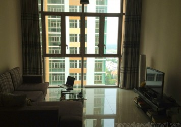 Apartment for rent in The Vista 101sqm 2 beds pool view full furnished