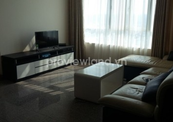 Apartment for rent in Phu Hoang Anh 127qm 3 beds full furnished