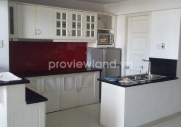 Apartment for rent in Phu Hoang Anh 120sqm 2 beds view to Phu My Hung