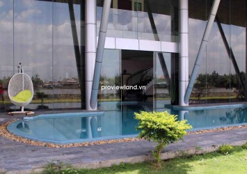 The most luxury villa for sale in Thao Dien with 1200sqm riverside