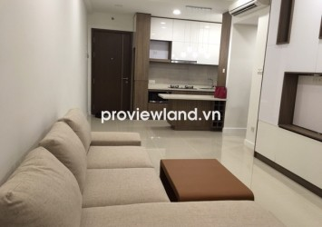 Apartment for rent in ICON 56 District 4 high floor 50sqm 1 bed very cozy