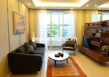 Leasing apartment at Galaxy 9 with 48sqm 1 bedroom full furnished