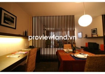PNT Court serviced apartment for rent in District 3 40-50 sqm 1 bed