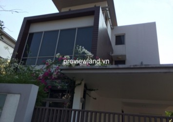 Riviera Cove Villa for rent in District 9 450 sqm luxury interior have terrace