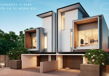 HOLM - The Garden Villas for sale in Thao Dien District 2