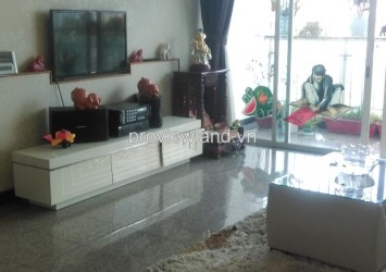 Hoang Anh Riverview apartment for rent 4 bedrooms 175 sqm