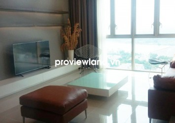Apartment for rent in The Vista 145 sqm 3 bedrooms nice riverview