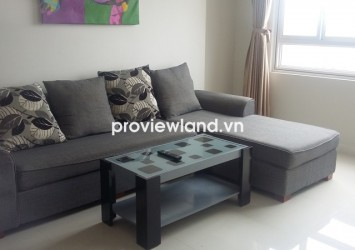 Apartment for rent in Tropic Garden 88 sqm 2 bedrooms large windows