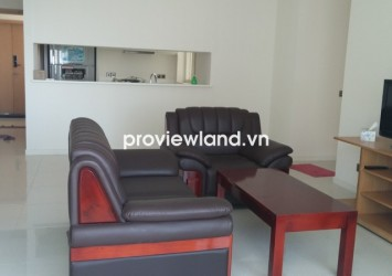 Apartment for rent in The Estella 105 sqm 2 bedrooms full luxury interior on high floor