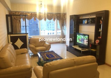 Saigon Pearl Apartment for rent 3 bedrooms 134 sqm river view