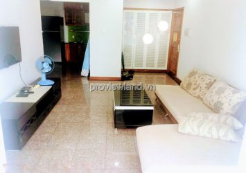 Hoang Anh Riverview for rent middle floor apartment using area 164m2 with 4 bedrooms