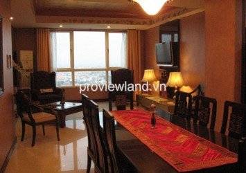 The Manor apartment for sale in Binh Thanh district 3 bedrooms 113 sqm fully furnished on high floor