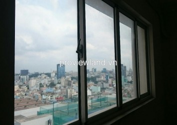 Central Garden apartment for rent 2 bedroom in District 1 90 sqm on high floor wide viewing angle