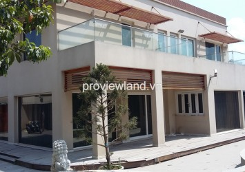 Villa for rent in District 2 Nguyen U Di Str 5 bedrooms 2 swimming pool