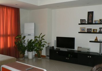 Apartment for sale in The Manor 3 bedrooms 113 sqm fully furnished on high floor