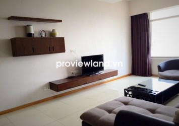 Saigon Pearl apartment for rent 3 bedrooms 140 sqm at Sapphire 2 Tower city view
